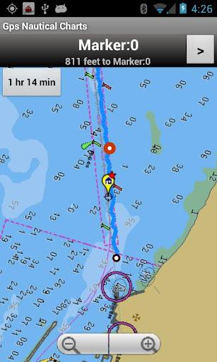 Marine Nautical Charts - Oman