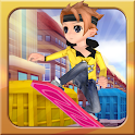 Subway Runner Бесплатная игра icon