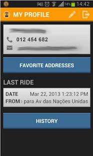 Easy Taxi – Taxi Cab App - screenshot thumbnail