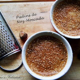 Nutmeg Pudding