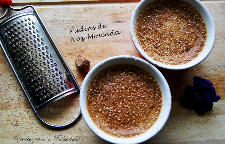 Nutmeg Pudding Recipe