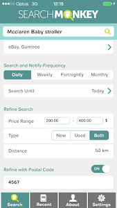 Search Monkey Personal Shopper screenshot 11