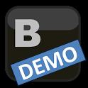 Bright Keyboard Demo icon