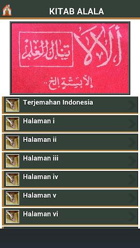 Kitab Akhlakul Karimah Ala-La