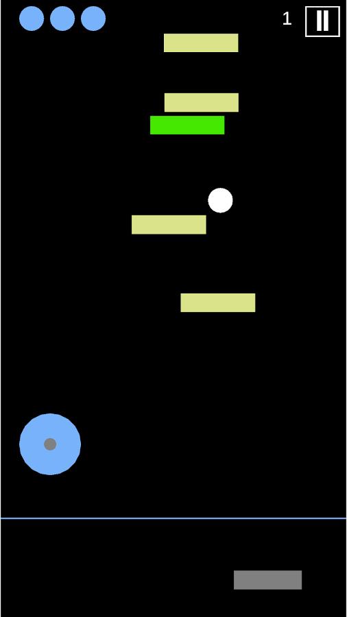 CurveBall - screenshot