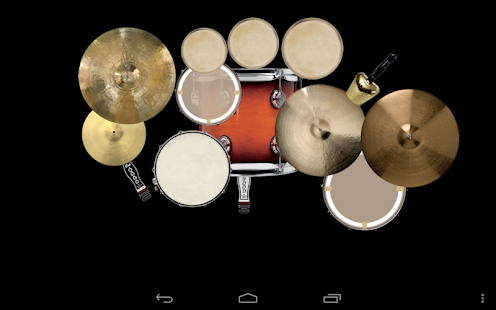 Drum Set - a pro drum app - screenshot thumbnail