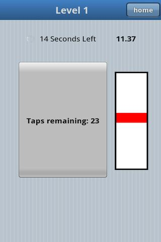 TapTest- screenshot