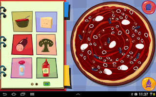 Screenshot of Pizza Maker - Cooking Games