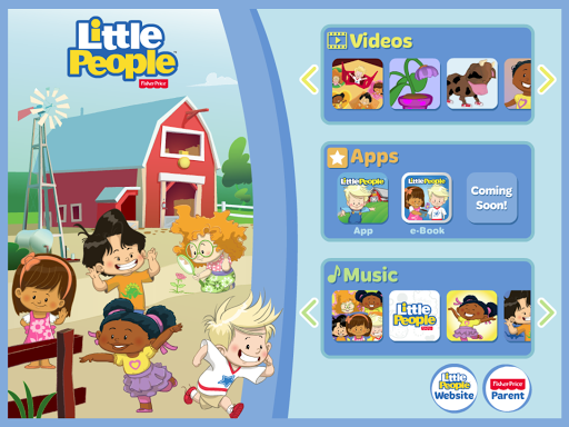 Little People™ Player Screenshot