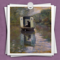 Claude Monet icon