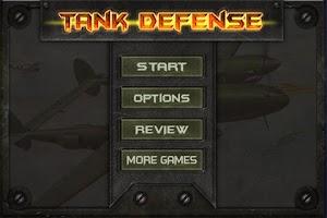 Screenshot of Tank Defense Games 2
