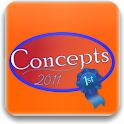 Concepts 2011 logo