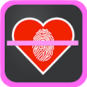 Fingerprint Love Test Scanner icon