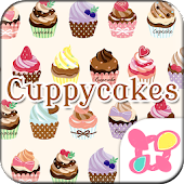 ★FREE THEMES★Cuppycakes