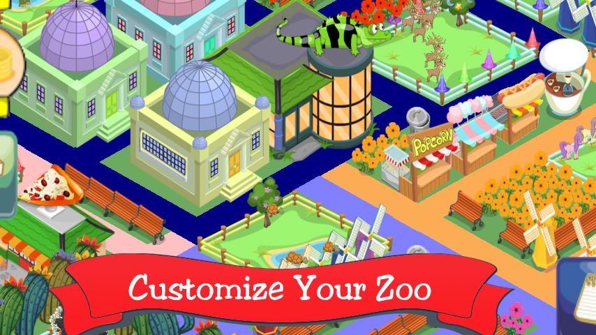 Zoo Club - screenshot