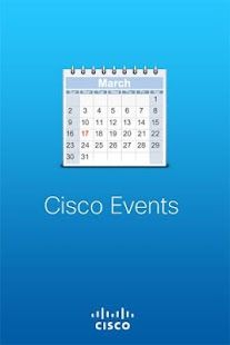 Cisco Global Events - screenshot thumbnail