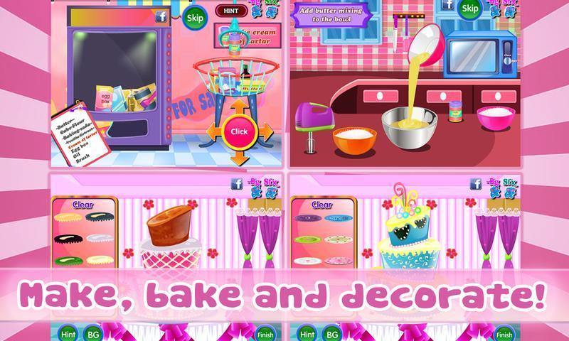 Crazy Delicious Cakes - screenshot