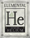 Elemental Helium Pear Cider