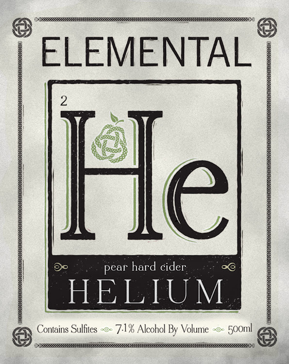 Logo of Elemental Helium Pear Cider