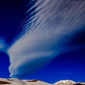 by Jeremy Elliott - Landscapes Cloud Formations (  )