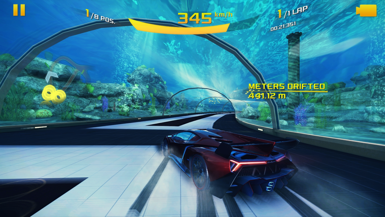 Asphalt 8: Airborne - screenshot