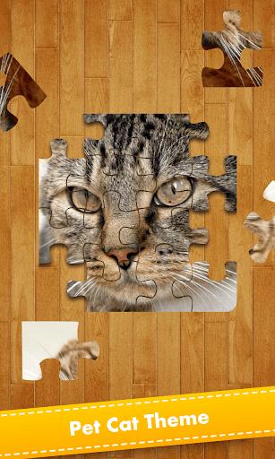 Jigsaw Pet Cat