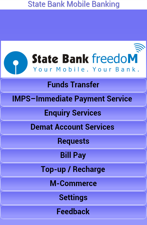 State Bank Freedom- screenshot