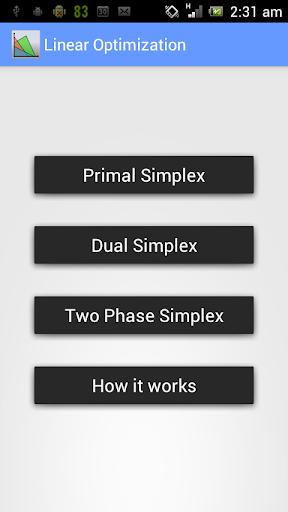 【免費教育App】Linear Optimization Pro-APP點子