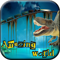 Amazing World logo