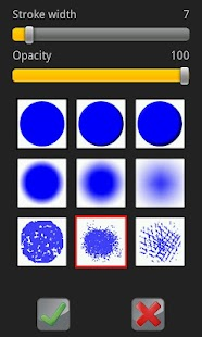 Draw and Share (painting app)- screenshot thumbnail