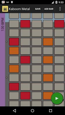 Kaboom Metal Drums - screenshot