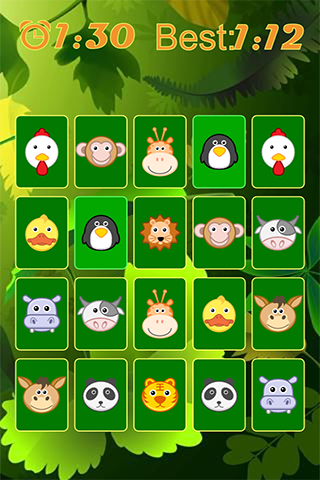 Memmals - Animal Memory Game