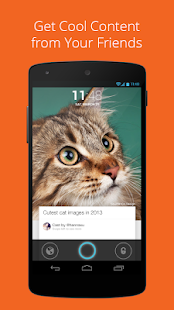 Locket: Your New Lock Screen - screenshot thumbnail