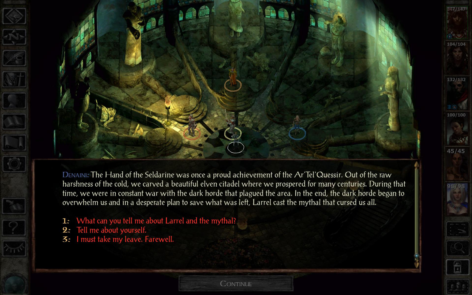 Icewind Dale: Enhanced Edition screenshot #19