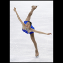 Figure skating illustrated logo