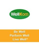 Screenshot of Personal Wellness Profile