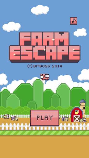 Farm Escape - Flappy Game