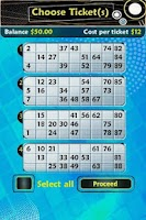 Screenshot of Pocket Bingo Free