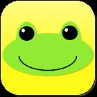 かえる家計簿Free icon