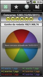 Loterias Mobile Megasena - screenshot thumbnail