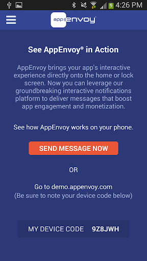 AppEnvoy in Action