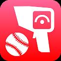 Baseball Pitch Speed Pro icon