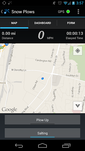 Freeance GPS Tracker