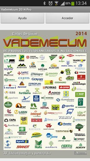 Vademécum Fitosanitarios 14