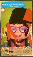 Screenshot of Candy Hair Salon