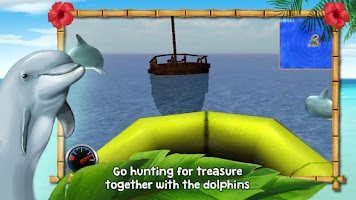 Screenshot of Dolphins of the Caribbean