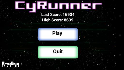 CyRunner