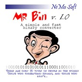 Mr. Bin ADS (Binary Converter)
