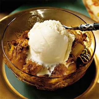Tropical Pineapple Crisp