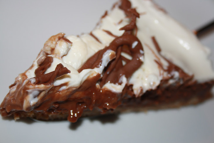 Creamy Chocolate Cheesecake